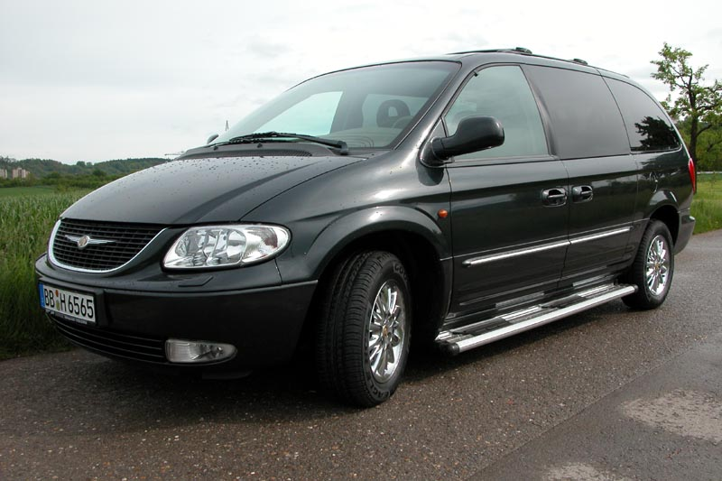 2001 chrysler grand voyager. Black Bedroom Furniture Sets. Home Design Ideas