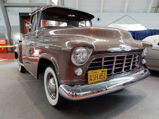 Chevrolet Pick Up Step Side Bj. 1956 vom ACC American Car Club Reutlingen